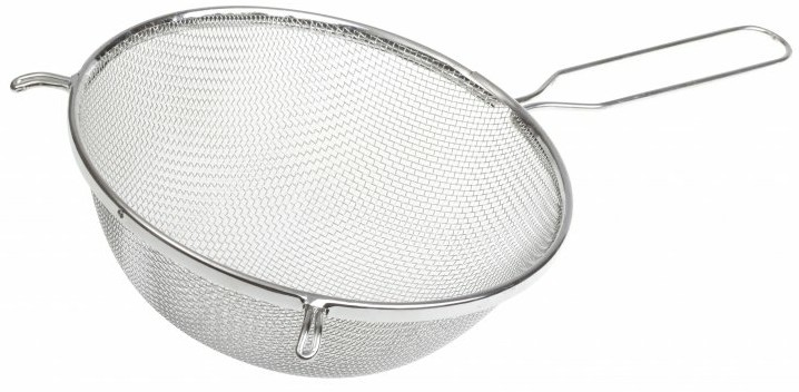 What's Your Method For Separating Plastic Pellets From Rock Rhforumrocktumblinghobby: Kitchen Strainer At Home Improvement Advice